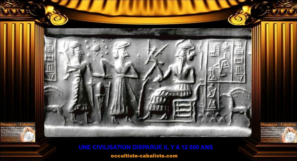 UE CIVILISATION DISPARUE IL Y A 12 000 ANS