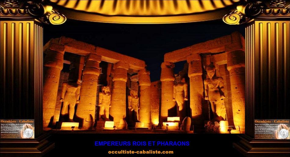 EMPEREURS ROIS ET PHARAONS