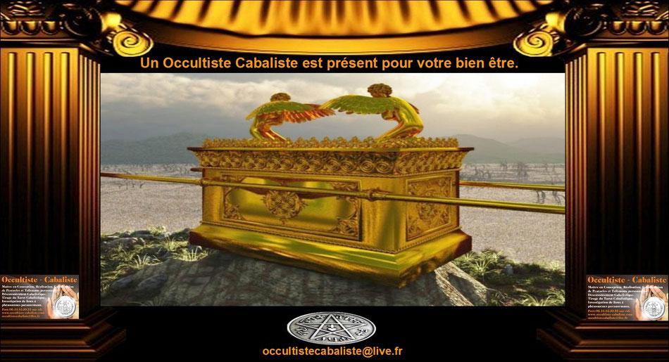 Un Occultiste Cabaliste est présent pour votre bien être.
