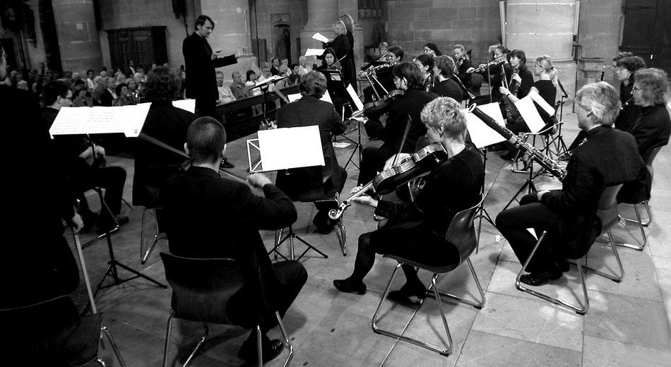FESTIVAL Europäische Kirchenmusik Schwäbisch Gmünd 2007. Ensemble MEMORIA TENERE.