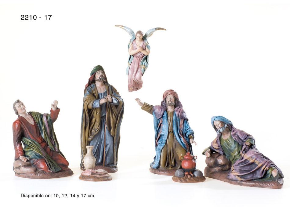 ANUNCIACIÓN A LOS PASTORES 2210-17