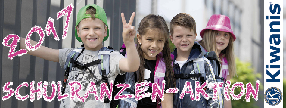 04.05.2017  KIWANIS-CLUB DARMSTADT SCHULRANZEN-AKTION