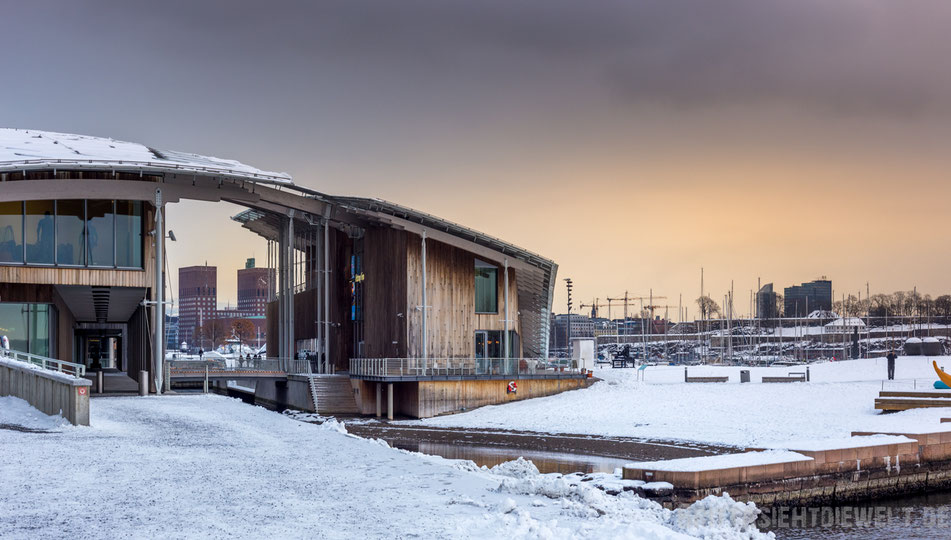 aker,brygge,sightseeing,oslo,museum,rathaus,tipps,winter,panorama