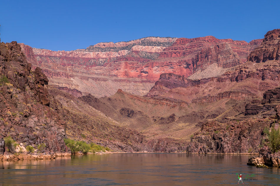 grand canyon, rafting, expedition, gcex, colorado, river, abenteuer, schlauchboot, landschaft
