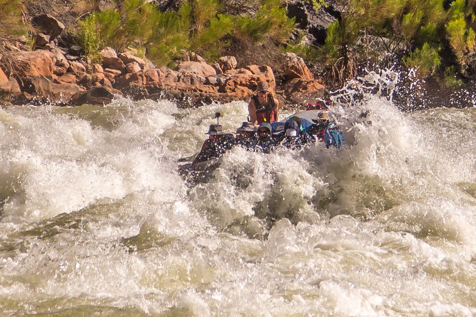 grand canyon, river, rafting, expedition, rapids, wildwasser, outdoor, abenteuer