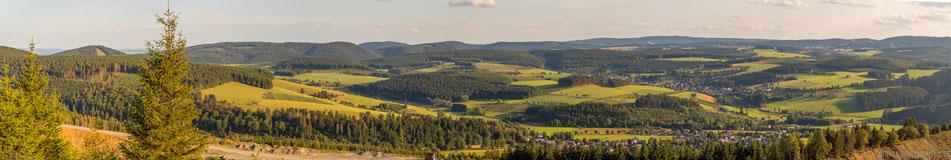 clemensberg, aussicht, hochheide, niedersfeld, sauerland, wandern, wanderung, rundwanderung, kleine