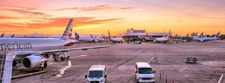 Flughafen Abkürzungen - Lettercodes - Reiseblog