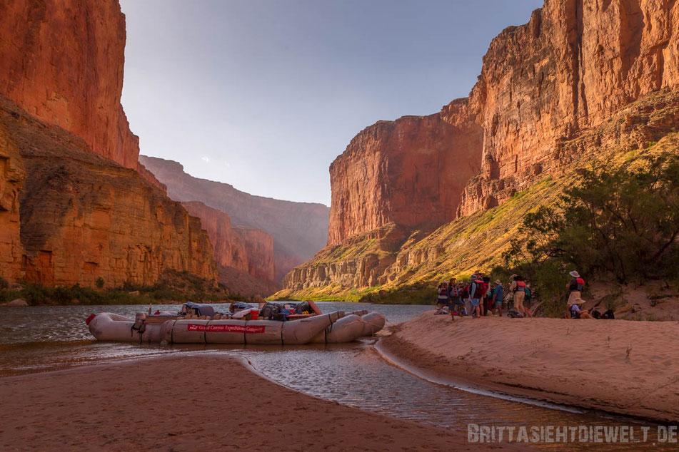 river, rafting, riverrafting, grand, canyon, organisiert, infos, tipps, planung, usa, schlauchboot, motor