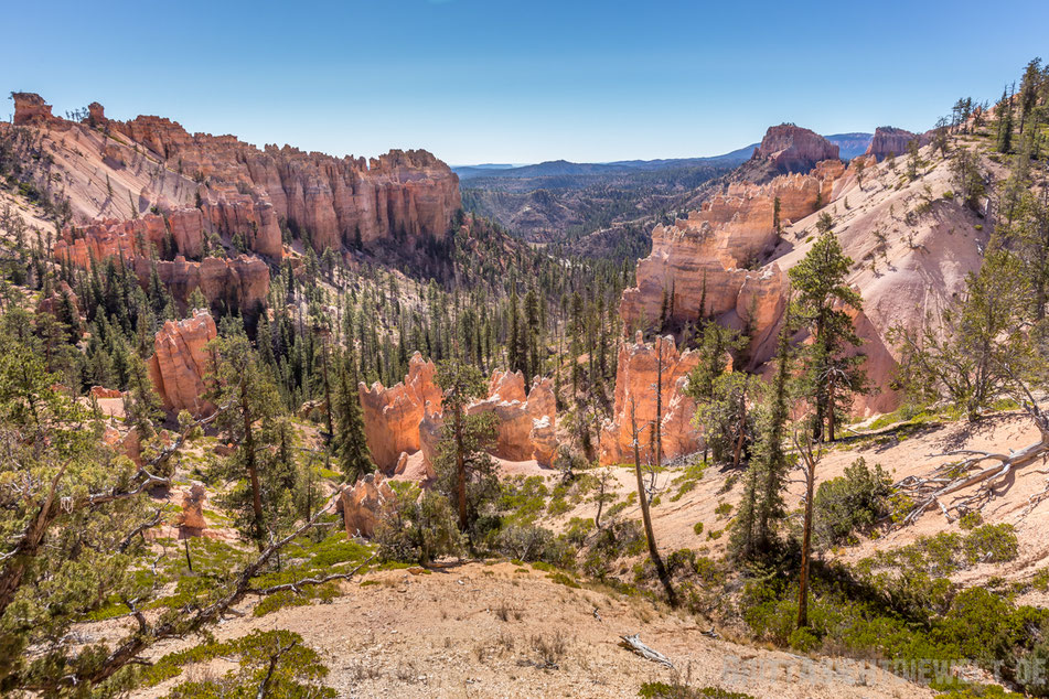 Farviewpoint, brycecanyon