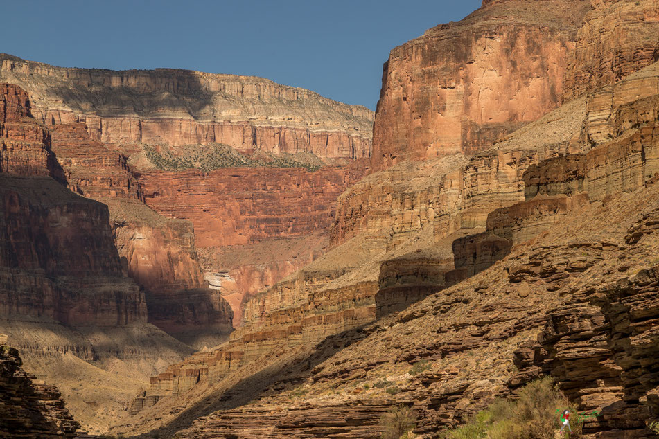 grand canyon, tapeats, rafting, colorado, river, usa