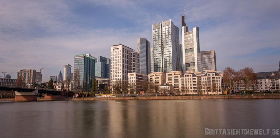 frankfurt, skyline, mainufer, fotografieren, aussichtspunkt, beste, fotostandorte
