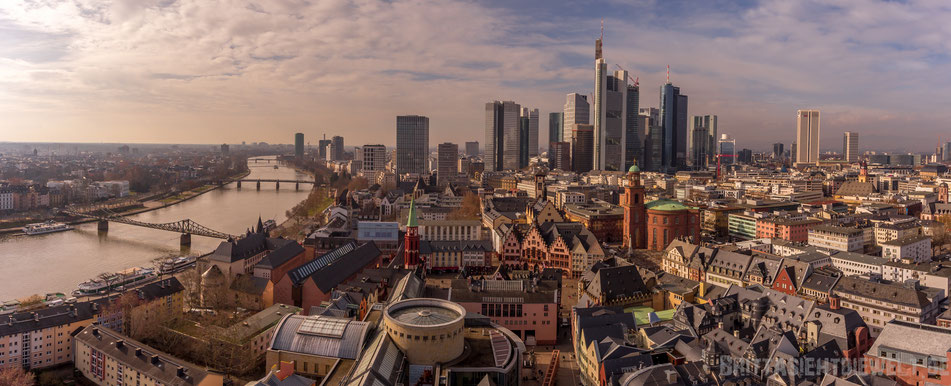 frankfurt, skyline, fotografieren, aussichtspunkt, beste, fotostandorte, dom, aussicht, kaiserdom