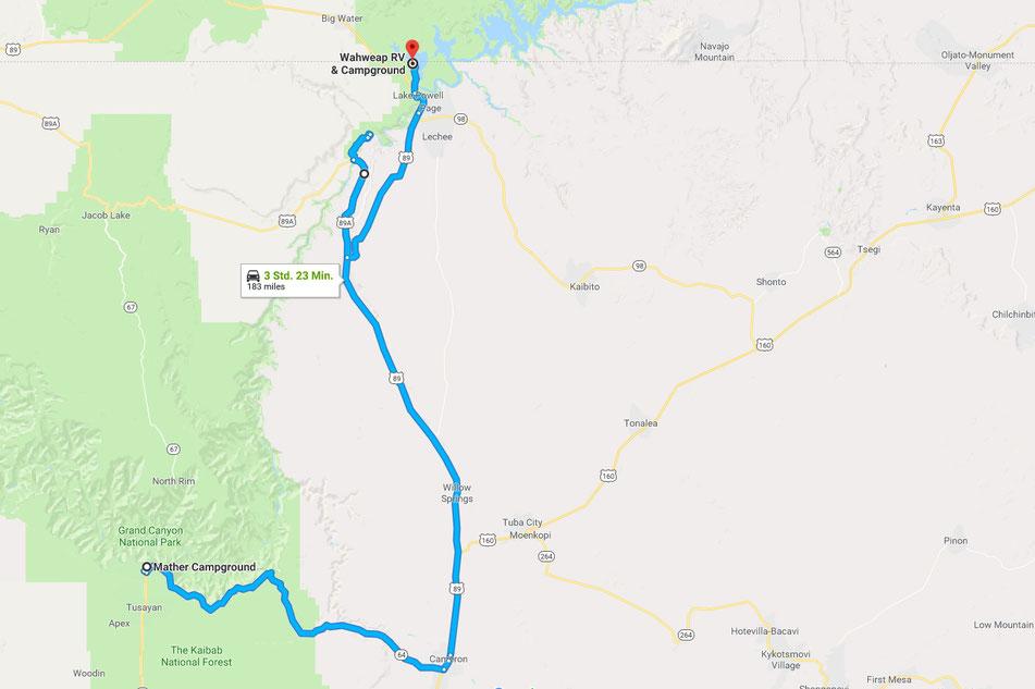 horseshoe,bend,page,tipps,herbst,oktober,usa,südwesten,rundreise,camper,jucy,campervan,arizona