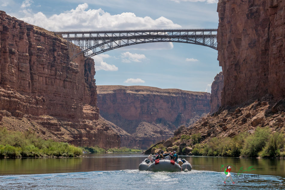 navajo, bridge, grand canyon, river, rafting, expedition, rapids, wildwasser, outdoor, abenteuer