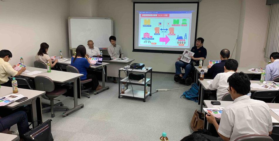 9月12日外国人受け入れセミナーin横浜写真3
