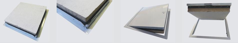 Heika-Softline Flame F60 für Schachtwände