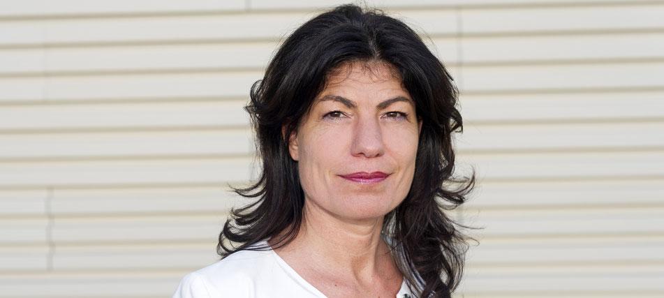 Susanne Giger Portrait Foto Aufnahme