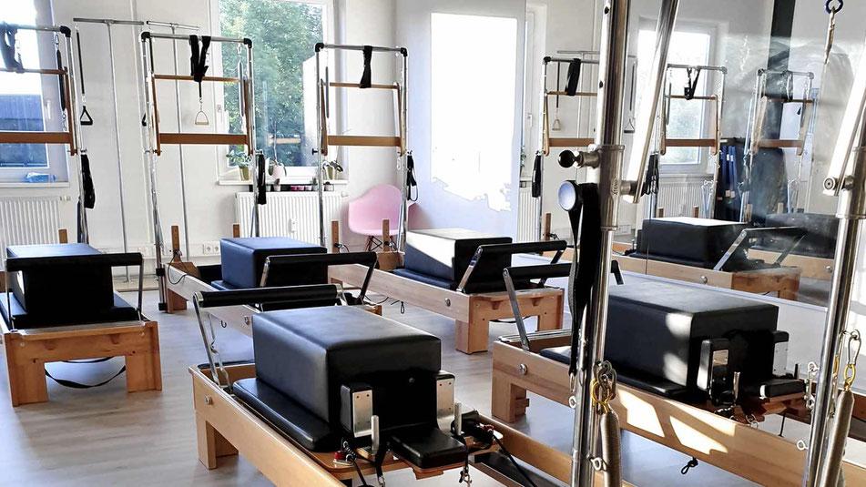 pilates studio duesseldorf