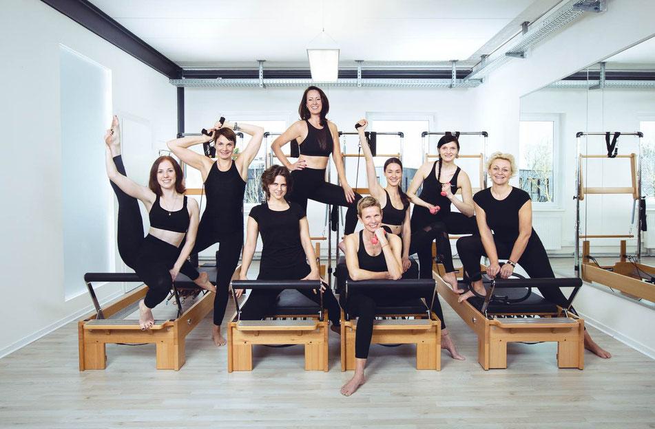 pilates in duesseldorf studio interview