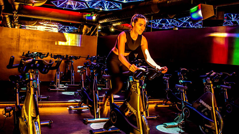 indoor cycling in duesseldorf mit claudia