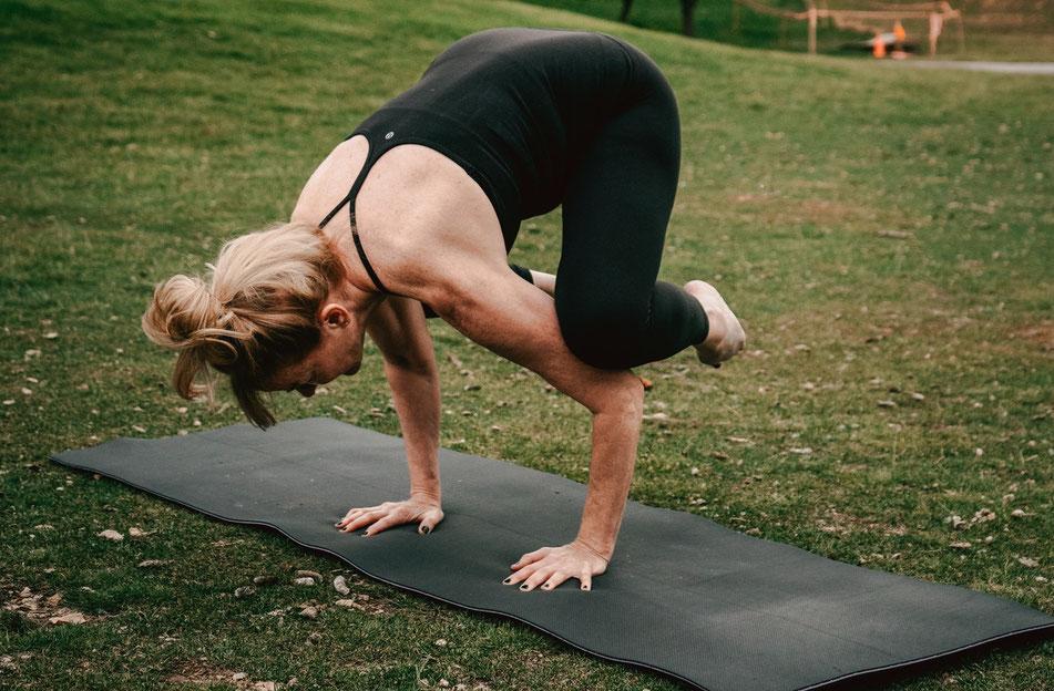 outdoor yoga düsseldorf