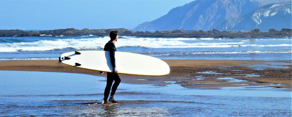 Surfkurs Spanien