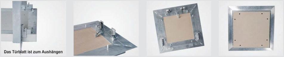 Heika-Eco Flame F60 GK 30mm für Unterdecken