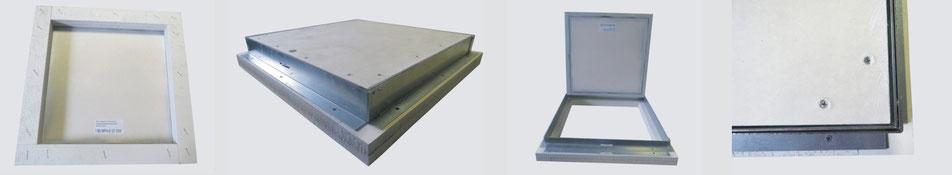 Heika-Star Flame F60 GK 30mm für Schachtwände