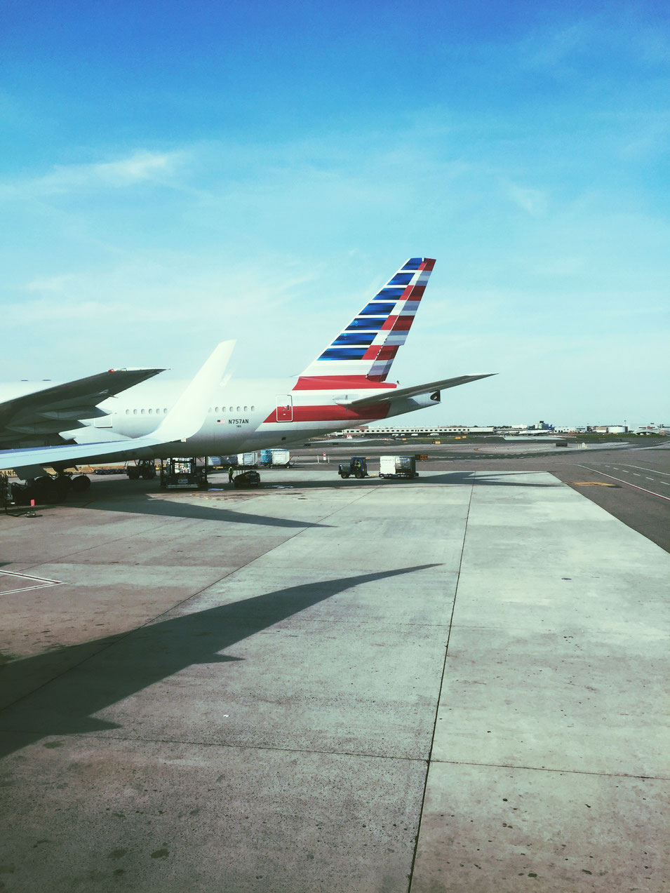 Flughafen Manhattan, ESTA VISUM beantragen