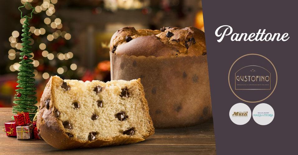 Panettone italiano - Pan dulce de navidad en Tenerife