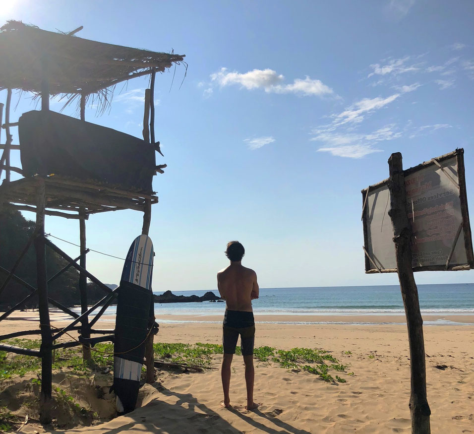 La plage sauvage de Duli