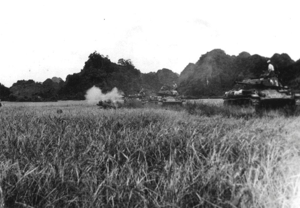 Ils participent à la bataille de Diên Biên Phu mais ne peuvent empêcher la reddition de la France