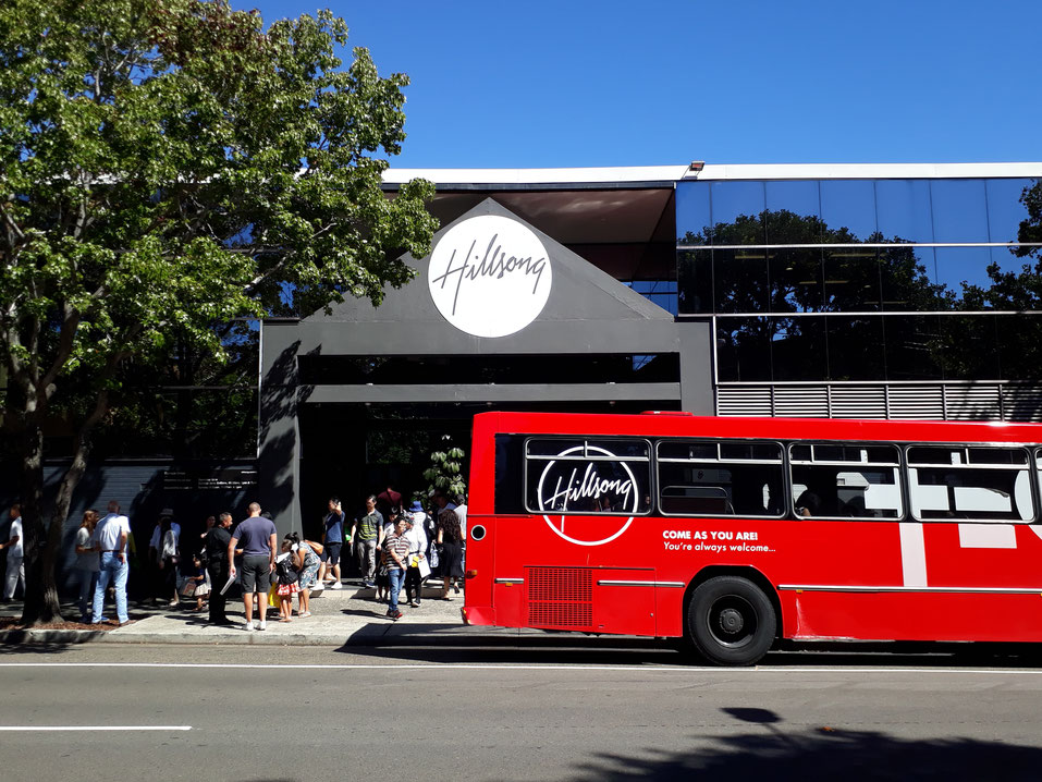Hillsong City Church, Waterloo, Sydney