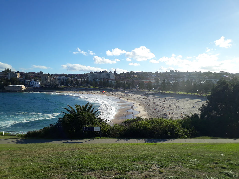 Coogee Beach, Sydney, New South Wales