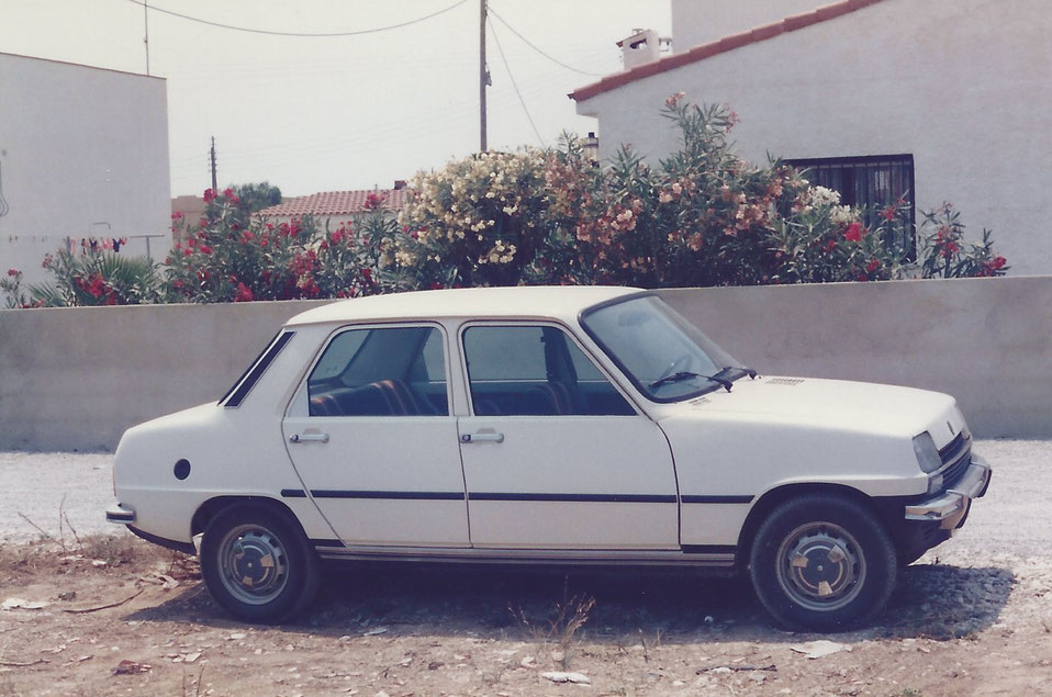 Spanien Renault R5 Seatverschnitt