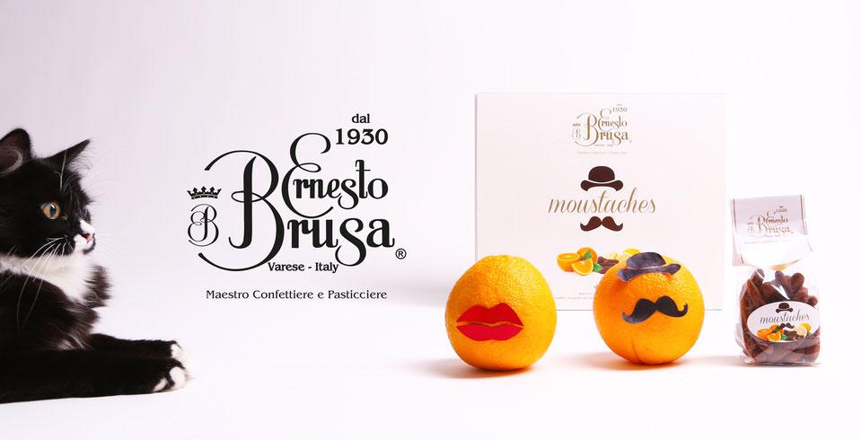 Ernesto Brusa Varese, fabbrica di cioccolato e praline a Varese