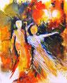 Danse à la Guinguette de La Croisette Remiremont