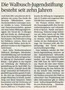 Solinger Morgenpost 30.04.18