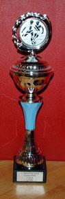 Futsalicious Essen e.V. Pokal zum 3. Platz beim 1. Ruhrpott Pokal 2009