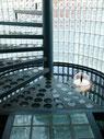 SEVES Hohlbetongläser BG 1919/8 DOTS Hohlglasstein Betongläser Solaris 190x190x80 Glass Blocks Pavers 19x19x8 Glasdecke Glasstahlbeton Danmark Glas blokke France Briques de verre pavés Nederland België Glazen blokken pavers straatstenen België Belgique