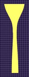 Werner Chr. Schmidt Solist 198 カップ・バックボア形状