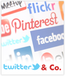 Social Media Marketing Services - Die Microblogs - Twitter & Co.