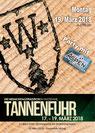 Tannenfuhr 2018 Wattenwil, Fest, Umzug, Bar, Party, Agenda, DJ Aspen, DJ Mosbi, Veranstaltung, Event, Bern, Thun, Schweiz, Verein, 19. März, Nachtleben, Ausgang