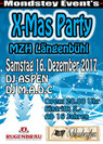 Disco, Party, Bar, Fest, 16. Dezember 2017, Mehrzweckhalle Längenbühl Forst, Thun, DJ Aspen, DJ M.A.D.C., Mondstey
