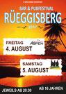 Bar & Pub Festival Rüeggisberg August 2017, DJ Aspen, Bar, Disco, Fest, Party