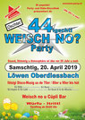 Party, Bar, Disco, Restaurant Löwen Oberdiessbach, 20. April 2019, DJ Aspen, Misch, Röfe, René, Lädi, Domi D, Oldies, Emmental, Schweiz