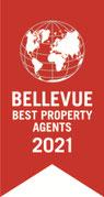 Auszeichnung Bellevue Best Property Agents 2018 für VERDE Immobilien