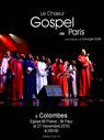 Colombes concert de Georges Seba & le Chœur Gospel de Paris