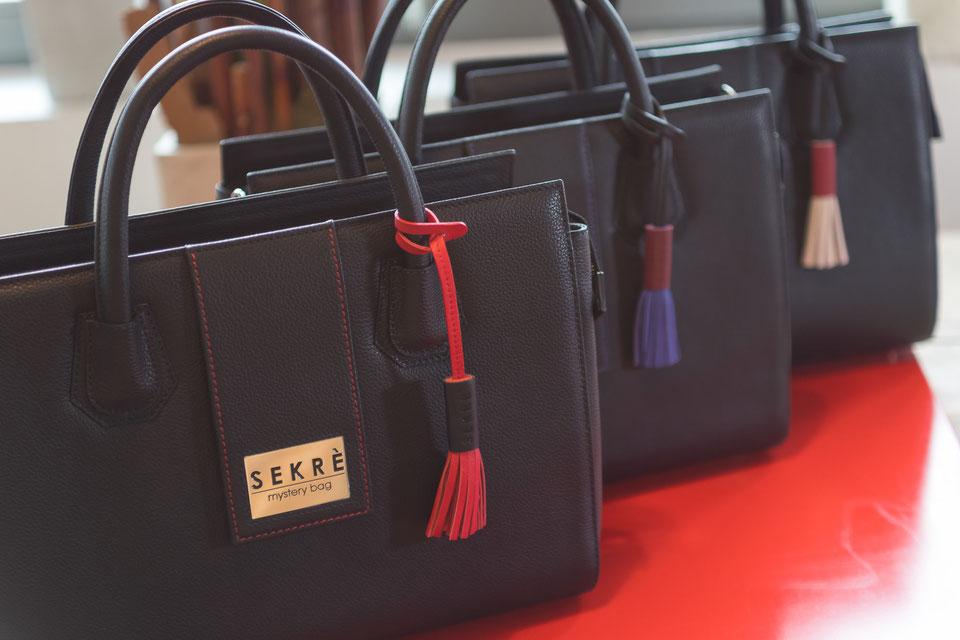SEKRÈ Handtaschen-Editionen