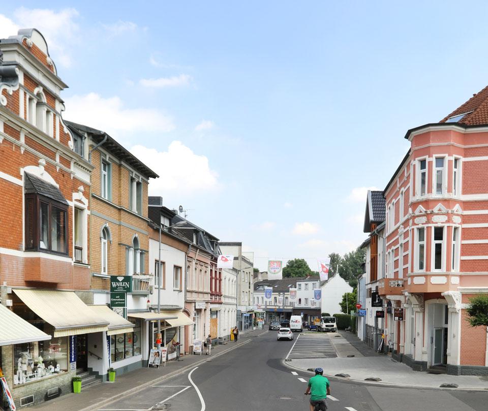Lindenstraße Bedburg